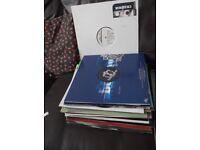 Dance Vinyl , house, trance, etc, see list below