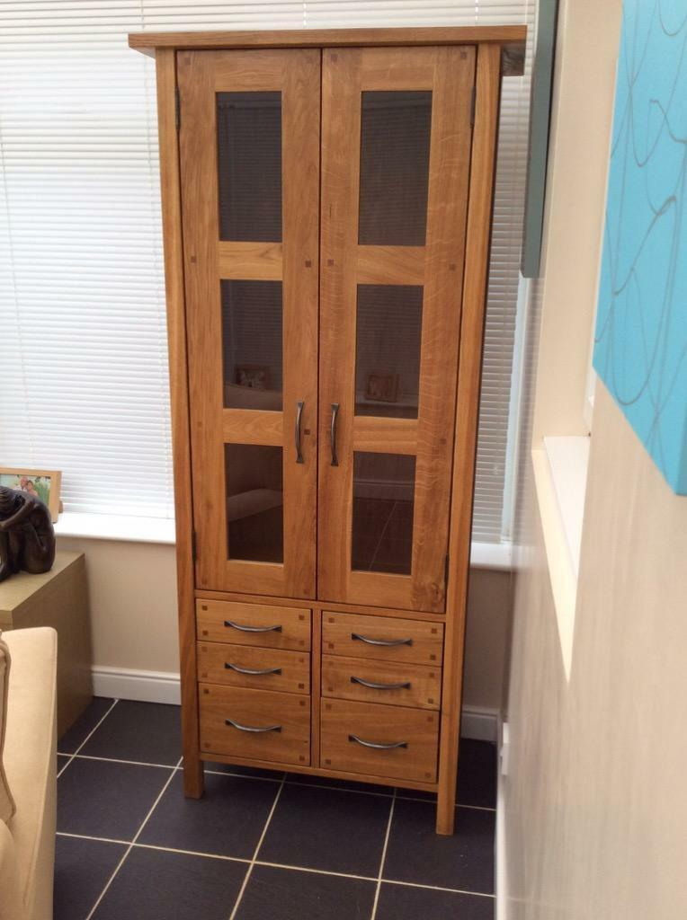 Laura Ashley Milton Display Cabinet In Sunderland Tyne