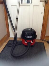 Pre owned Henry hoover in perfect working order £45
