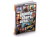 GTA V strategy guide Brand New Never Used rrp £15