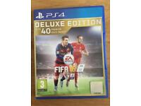 🎮 FIFA 16 PS4 delux edition game