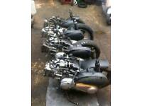 HONDA PS, SH, LEAD, DYLN, VISION, PCX, WAVE ENGINE