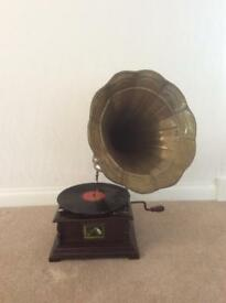 "Gramophone - ""His Master's Voice"""