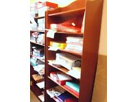 Vintage Bookcases of all styles and sizes