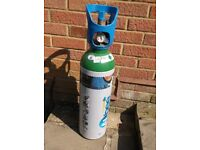 Argon Gas Cylinder - Albee 11Lt