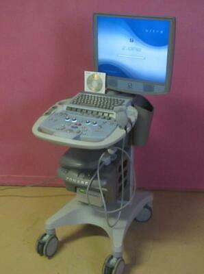 Mindray Zonare A.one Ultra Sp Ultrasound System W Scan Module Smart Cart L10-5
