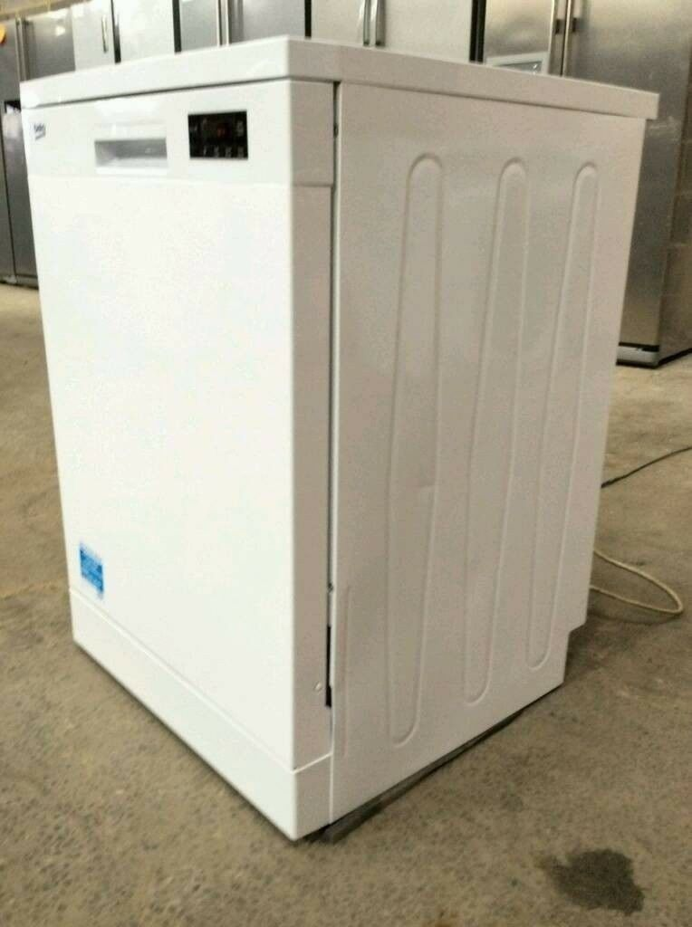 White Beko A+ Class Full Size Dishwasher For Sale