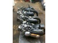 HONDA PS, SH, LEAD, VISION, PCX, WAVE ENGINE