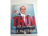 I can make you THIN, by Paul McKenna
