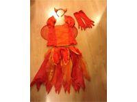 Red Devil Fancy Dress Outfit