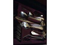 Brand new 79 piece Prima cutlery set