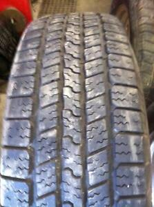 2 - Goodyear Wrangler All Season Tires with Great Tread - 265/70 R17