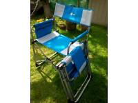 2 - High gear folding chairs