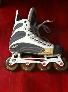 Patins de roller hockey Mission S500