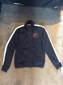 Nike training jacket small mens