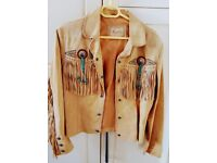 Authentic American Leather Jacket - never been worn