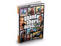 GTA V / GTA 5 PS4 Strategy Guide Brand New