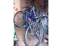 !!Stolen blue bike!!