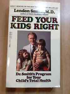 """FEED YOUR KIDS RIGHT"" BOOK"