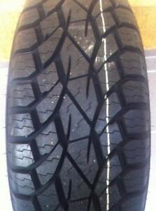 4 pneus d'été neufs 285/70/17 10P 121/118R LT OVATION ECOVISION VI-286AT.