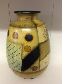 Antique modernist vase