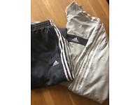 Mens Adidas Tracksuit 44/46 used good condition