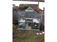 FREE 6x8 Greenhouse