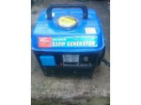 Generator, 850W, Fully Working, NO OFFERS (diy, tools,drill,garden,camping,cars)