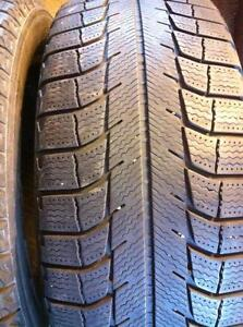 2 - Michelin X-Ice Tires - 205/55 R16