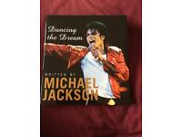 Michael Jackson dancing the dream book