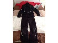 ALPINESTARS ANDES Drystar jacket and trousers, waterproof