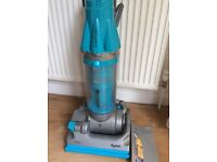 dyson dc07 all floors new motor fitted 12 months warranty
