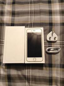 IPHONE 6 unlocked 16gb gold with lifeproof case!!