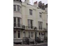 Charming one bed patio flat with cottage style features in Regency Square - minimum 6 months let