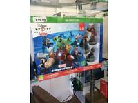 Disney Infinity Starter Pack Boxed Up