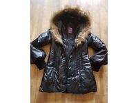 Jacket girl 12-13 years Perfect Condition.