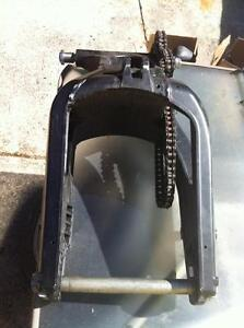 2009 YAMAHA R1LE  SWING ARM AIR BOX FUEL INJECTION WITH 20000KM Windsor Region Ontario image 3