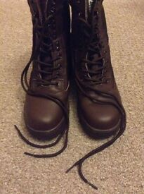 Cadet/hiking or can be used as other boots