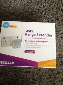 Brand new boxed wifi Range Extender