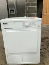 White Miele 8 Kg Condenser Tumble Dryer (BRING YOUR OLD ONE AND GET NEW -25%)