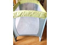 Mothercare Classic Travel Cot/Playpen