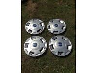 Ford transit wheel trims