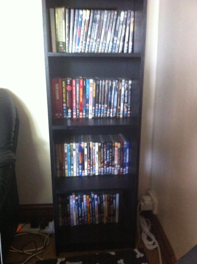 Job lot 90+ dvds