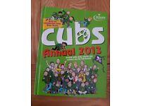 Cubs annual 2013