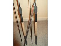 two maver rods