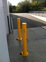 Bollards and Vehicle Barriers