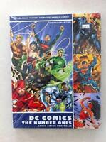 DC COMICS NEW 52 THE NUMBER ONES COMIC COVER PORTFOLIO