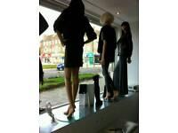 women's mannequin X4