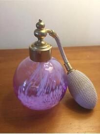 Vintage Perfume bottle atomisers