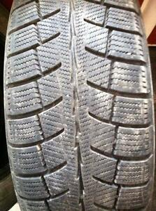 4 - Durhan Winter Tires with Good Tread - 235/60 R18